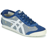Schoenen Lage sneakers Onitsuka Tiger MEXICO 66 MIDNIGHT Blauw / Wit