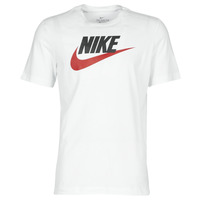 Textiel Heren T-shirts korte mouwen Nike M NSW TEE ICON FUTURA Wit