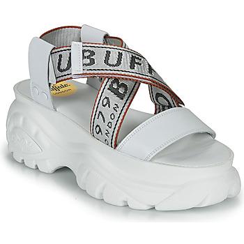 Schoenen Dames Sandalen / Open schoenen Buffalo 1501025 Wit