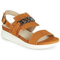 Schoenen Dames Sandalen / Open schoenen Dorking 7863 Brown