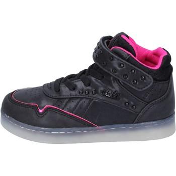 Schoenen Meisjes Hoge sneakers Lulu Baskets BR353 Noir