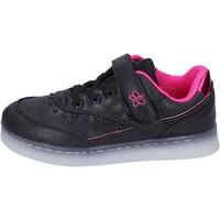 Schoenen Meisjes Lage sneakers Lulu Baskets BR354 Noir