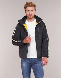 Textiel Heren Wind jackets Replay  Zwart