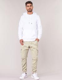 Textiel Heren Cargobroek Urban Classics CARGO JOGGING PANTS Beige