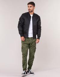 Textiel Heren Cargobroek Urban Classics CAMO CARGO JOGGING PANTS Camouflage