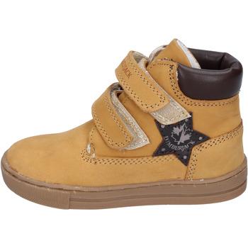 Schoenen Jongens Laarzen Lumberjack BR362 Jaune