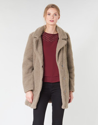 Textiel Dames Mantel jassen Vero Moda VMZAPPA Beige