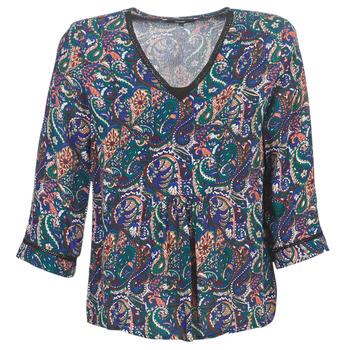 Textiel Dames Tops / Blousjes Vero Moda VMBECKY Multikleuren