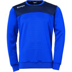Textiel Sweaters / Sweatshirts Kempa Sweatshirt  Emotion 2.0 bleu/jaune