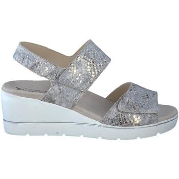 Schoenen Dames Sandalen / Open schoenen Mephisto ENGELINA Grijs