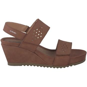 Schoenen Dames Sandalen / Open schoenen Mephisto GILIE Brown