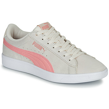 Schoenen Dames Lage sneakers Puma VIKKY WNS V2 Beige