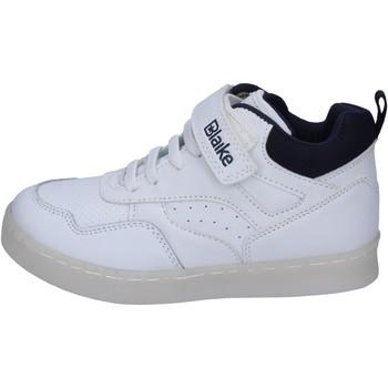 Schoenen Jongens Hoge sneakers Blaike sneakers pelle sintetica Bianco