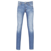 Textiel Heren Skinny jeans Jack & Jones JJIGLENN Blauw / Clair