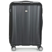 Tassen Valise Rigide David Jones CHAUVETTO 72L Zwart