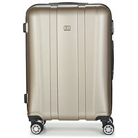 Tassen Valise Rigide David Jones CHAUVETTO 72L Goud
