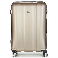 Tassen Valise Rigide David Jones CHAUVETTO 107L Goud