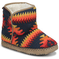 Schoenen Dames Sloffen Cool shoe DAKOTA Marine / Multicolour
