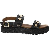 Schoenen Dames Sandalen / Open schoenen Donna Style 19-335 Black