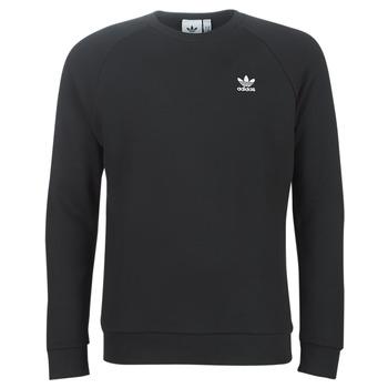 Textiel Heren Sweaters / Sweatshirts adidas Originals ESSENTIAL CREW Zwart