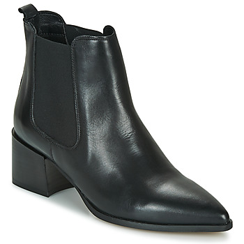 Schoenen Dames Laarzen André NINOU Zwart