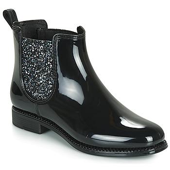 Schoenen Dames Laarzen André BULLE Zwart