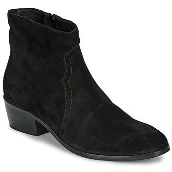 Schoenen Dames Laarzen André ELEANA Zwart