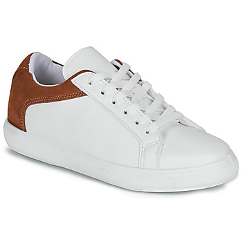 Schoenen Dames Lage sneakers André BAILA Wit