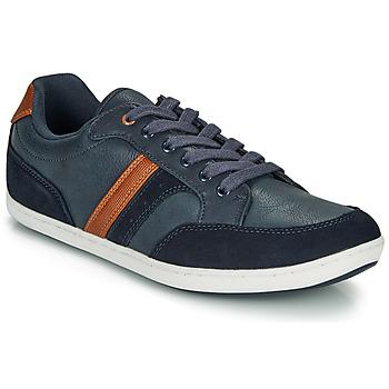 Schoenen Heren Lage sneakers André ATHENES Marine