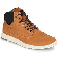 Schoenen Heren Hoge sneakers André AVONDALE Brown