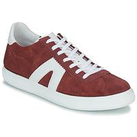 Schoenen Heren Lage sneakers André GILOT Bordeaux