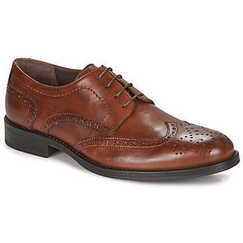 Schoenen Heren Derby André NORY Brown