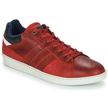 Schoenen Heren Lage sneakers André SNEAKSHOES Rood