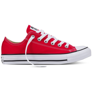 Schoenen Kinderen Lage sneakers Converse Chuck taylor all star ox Rood