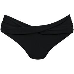 Textiel Dames Bikinibroekjes- en tops Rosa Faia Island Hopping Zwart