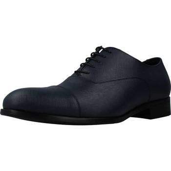 Schoenen Heren Klassiek Angel Infantes 50853 Blauw