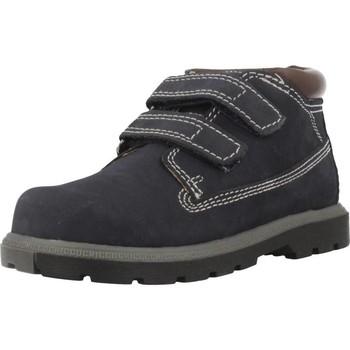 Schoenen Jongens Hoge sneakers Chicco CARDAX Blauw