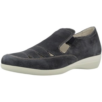 Schoenen Dames Mocassins Stonefly 106111 Blauw