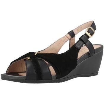 Schoenen Dames Sandalen / Open schoenen Stonefly SWEET II Zwart