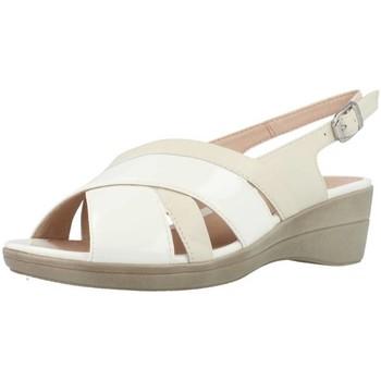 Schoenen Dames Sandalen / Open schoenen Stonefly VANITY III Wit