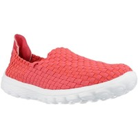 Schoenen Dames Instappers Chika 10 CHESTER Rood