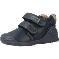 Schoenen Jongens Laarzen Biomecanics 161141 Blauw