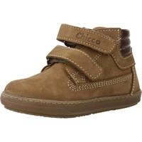 Schoenen Jongens Hoge sneakers Chicco GALIS Bruin