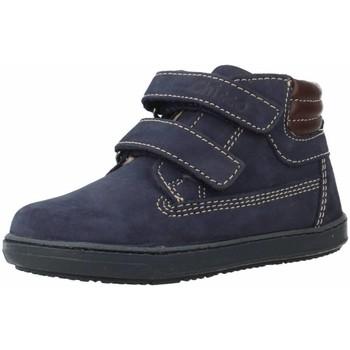 Schoenen Jongens Hoge sneakers Chicco GALIS Blauw