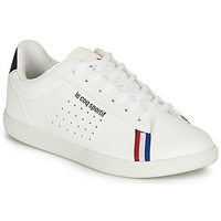 Schoenen Jongens Lage sneakers Le Coq Sportif COURTSTAR GS SPORT BBR Wit