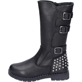 Schoenen Meisjes Hoge laarzen Didiblu BR519 Noir