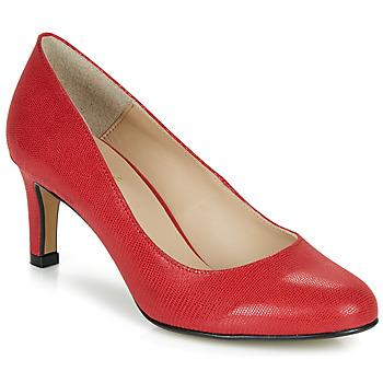 Schoenen Dames pumps André POMARA 2 Rood