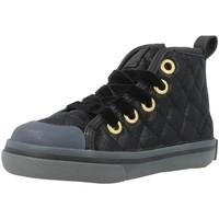 Schoenen Meisjes Hoge sneakers Gioseppo OBI Zwart