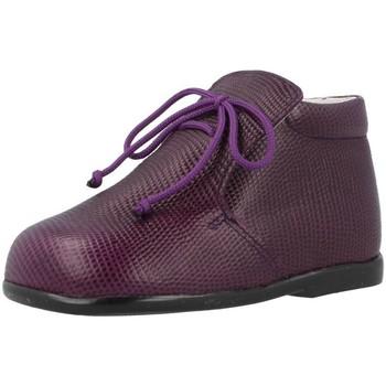 Schoenen Meisjes Laarzen Landos 61F26 Violet
