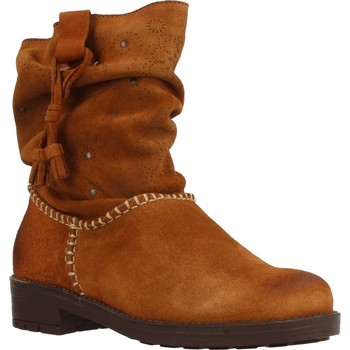 Schoenen Meisjes Hoge laarzen Coolway BRISIKID Bruin